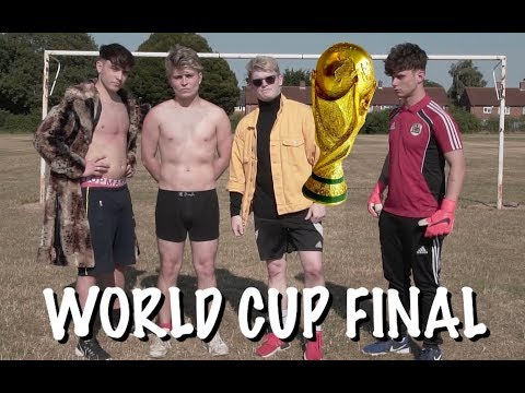 IF WE WERE A TEAM AT THE WORLD CUP