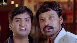 Vyapari Movie Santhanam and SJ Surya Comedy Scene | Tamannah | Sri Balaji Video