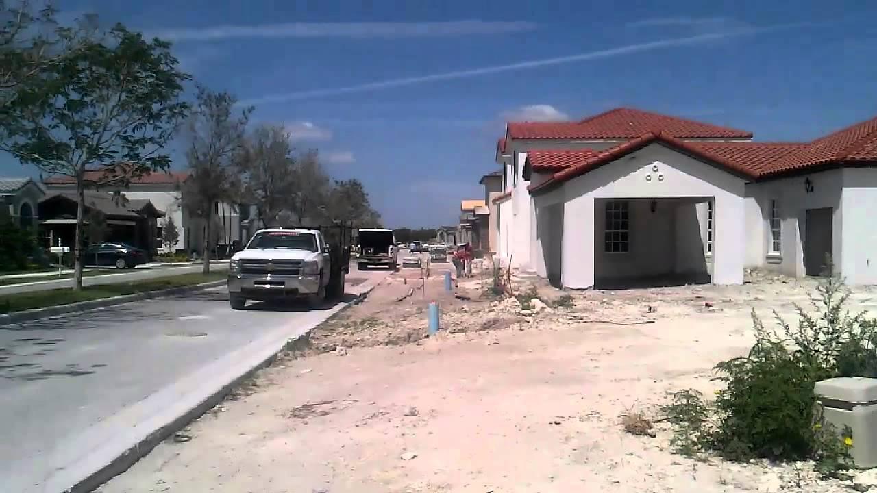 Casas nuevas en miami en venta carlos lanzas realtor youtube - Casas nuevas en terrassa ...