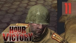 Hour of Victory - 3-3: Strategy by the Book [Walkthrough PC]