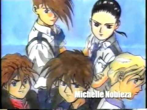 Toonami - December 2000 (Intros, Bumpers & Promos)