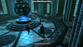 TES V Skyrim Eỳe of Magnus Bug Fix + clean kill