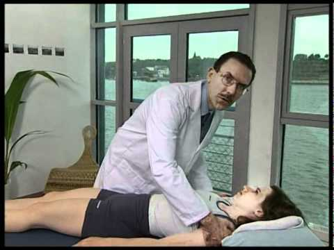 Osteopathic Manipulation Sacro-iliac Joint using Chicago Technique