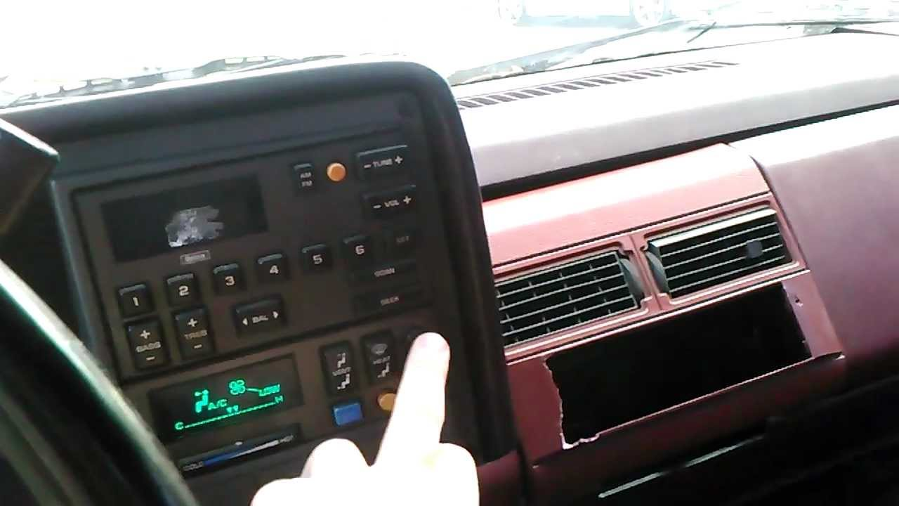 Silverado 1989 chevy silverado interior parts : 89 chevy interior and walk around - YouTube