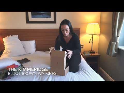 Elliot Brown Watches Ambassador  - The Kimmeridge Unboxing
