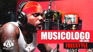 DJ Scuff x Musicologo The Libro - Freestyle #03 (2da Temporada)