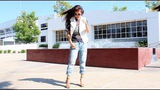 How I Style | BOYFRIEND JEANS