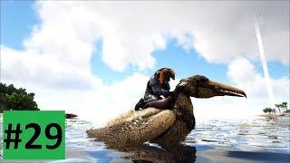 Альфа Спрут! Рыбалка на удочку 270% - ARK Survival Evolved выживание (2018) #29