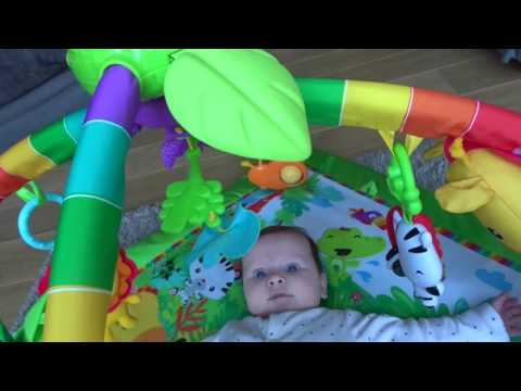Fisher Price Rainforest Music and Lights Deluxe Gym - Our Review
