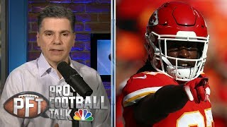 Why Cleveland Browns' Kareem Hunt signing is surprising | Pro Football Talk | NBC Sports