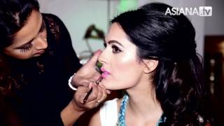Hollyoaks Actress Amrit Maghera Makeover Behind-The-Scenes