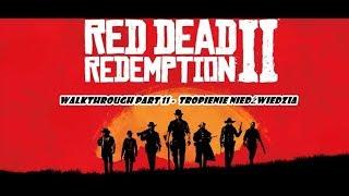 Red Dead Redemption 2 - Walkthrough part 11 -  Tropienie niedźwiedzia