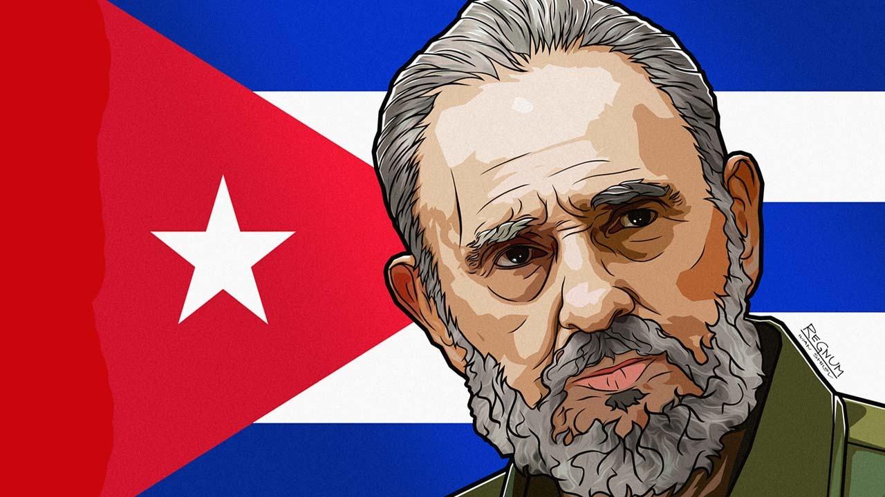 """Картинки по запросу Фидель Кастро: """"Русские продались"""""""