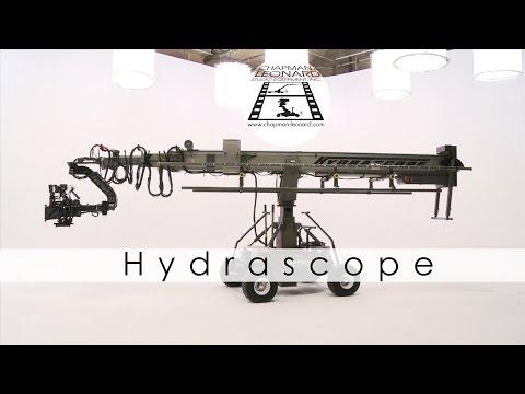 Film And Video Equipment: Chapman Leonard Hydrascope 32 Telescopic Crane