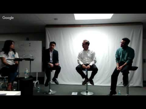 Startup Law Panel - PeopleSpace Innovation Series