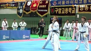 [생생영상] 2017 경희대학교 총장기 시범경연에서 생긴 일
