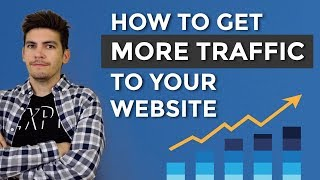 How To Get More Traffic To Your Website - How To Promote Your Website And Increase Traffic!