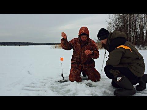 Щука Зимняя Рыбалка на Щуку Удачная Ловля Щуки на Жерлицы (Рыбалка на Живца)  MF №85 смотреть в хорошем качестве