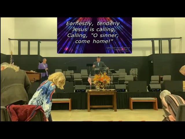 Worship November 8
