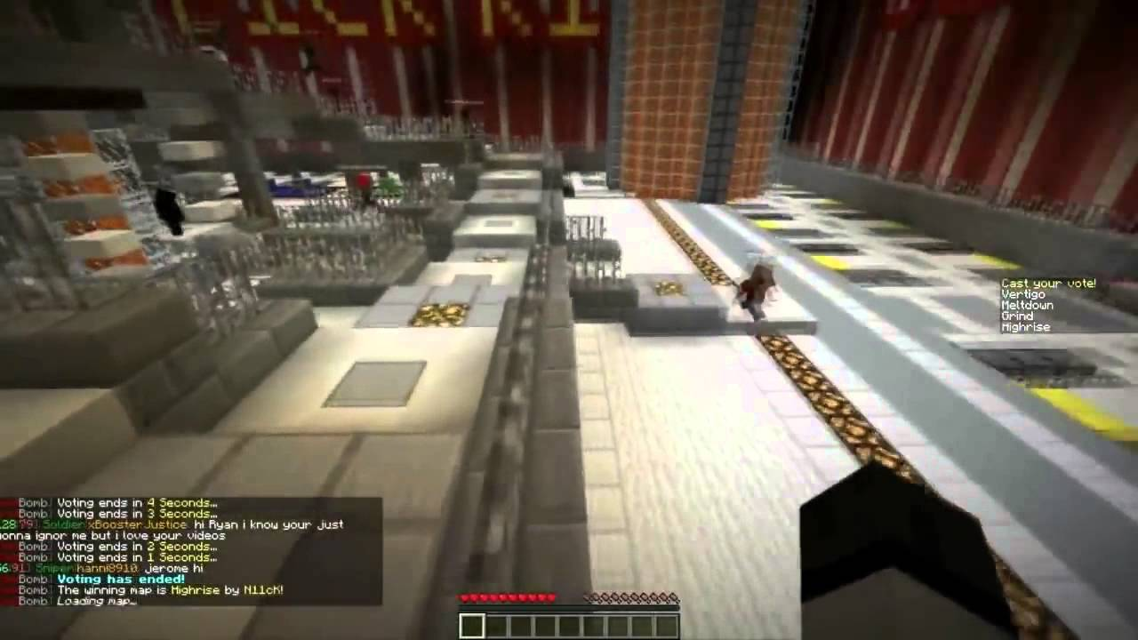 Minecraft  TimeBomb w  JeromeASF! How Do People Do That