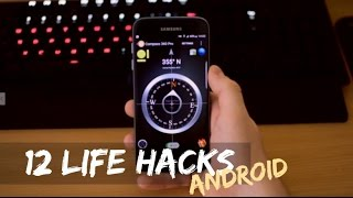 12 Life Hacks for ANDROID Everyone Should Know!
