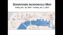 What You Need To Know: NYE Weekend in Downtown Jacksonville, FL