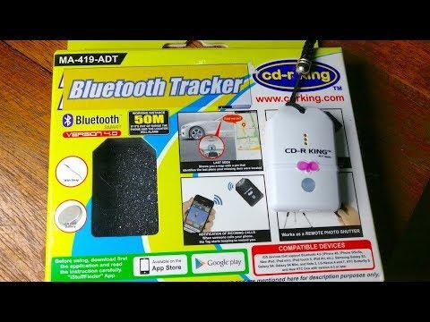 $2 Bluetooth Tracker