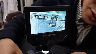 FUN Review : microscope LCD_tw…