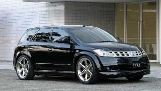 Nissan Murano I (Z50) бьет ли по карману содержание кроссовера?