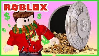 ROBLOX INDONESiA | WANT TO COPET BANK But KOK BEDA YA??? 😍