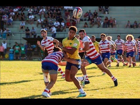 Sudamericano de Rugby M20 6 Naciones