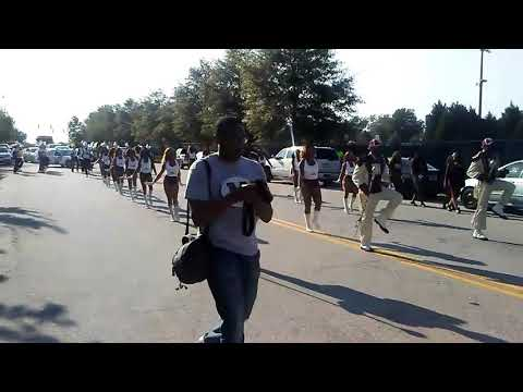 Mahogany n Motion 9.9.17 - House of Funk Marching Band - Morehouse College