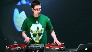 DJ Amuse Practice Turntable Routine