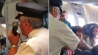 Pilot Thanks His One Millionth Passenger With Champagne and Ticket Reimbursement