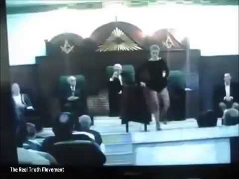 Masonic Chair Dance Ritual