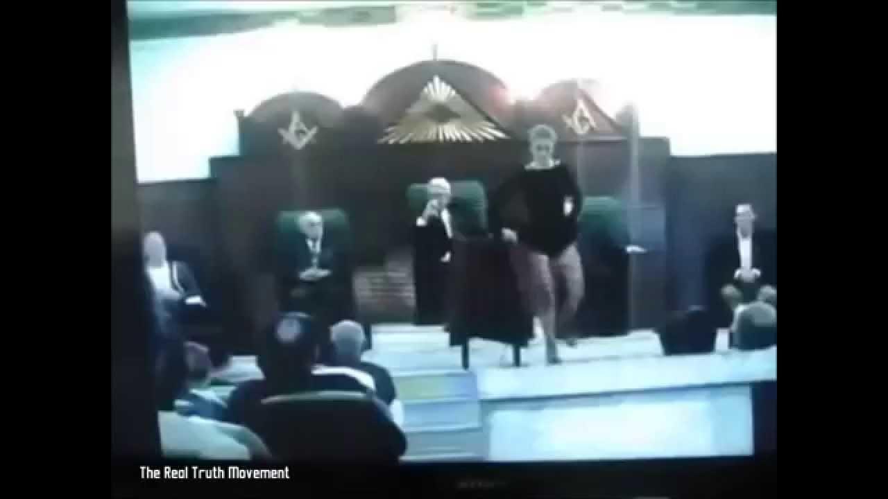 Masonic Chair Dance Ritual  YouTube