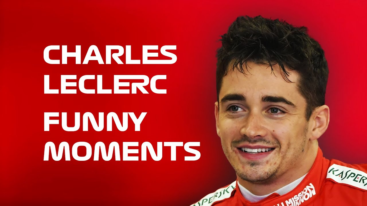 Download Charles Leclerc - Funny Moments
