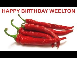 Weelton   Fruits & Frutas - Happy Birthday