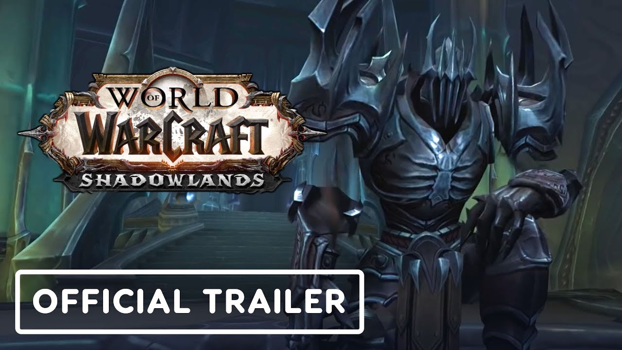World of Warcraft Shadowlands - Official Gameplay Overview Trailer | Blizzcon 2019 thumbnail