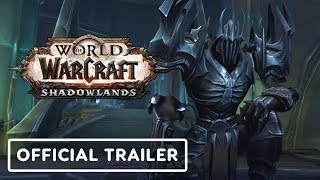World of Warcraft Shadowlands - Official Gameplay Overview Trailer | Blizzcon 2019