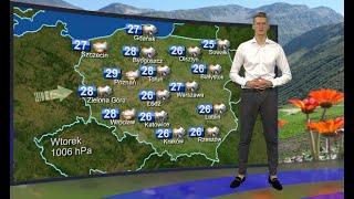 Prognoza pogody 27.07.2021 screenshot 1