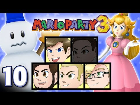 Mario Party 3: ALL the Emotions - EPISODE 10 - Friends Without Benefits