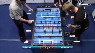 ITSF World Cup 2014 - Men Final Singles