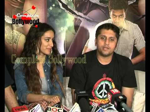 Shraddha Kapoor as she records Background song for 'Ek Villain' Part 2