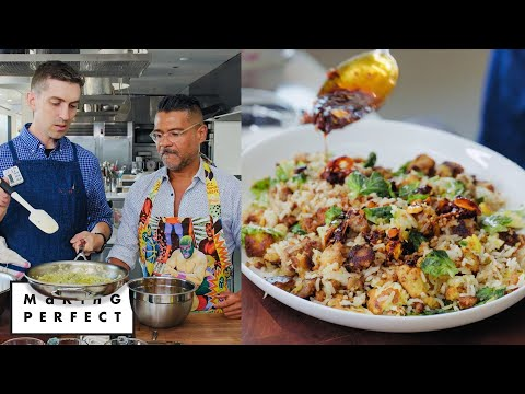 Chris and Rick Try to Make the Perfect Stuffing | Making Perfect: Thanksgiving Ep 3 | Bon Appétit