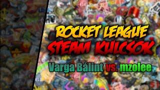 30. élő - JÁTÉK Varga Bálint ellen! :D - Rocket League, Steam kulcsok, egyebek...