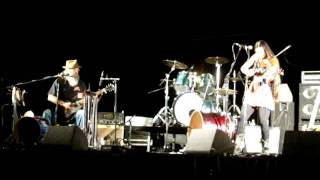 Tyrannosaurus Chicken at the King Biscuit Blues Festival 10.8.11