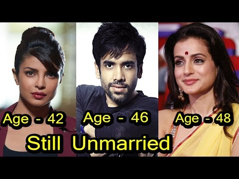 10 Bollywood Actors Who Are Over 40 And Still Unmarried |  2018