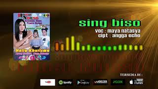 HOUSE NDESO_SING BISO_MAYA NATASYA(official audio)