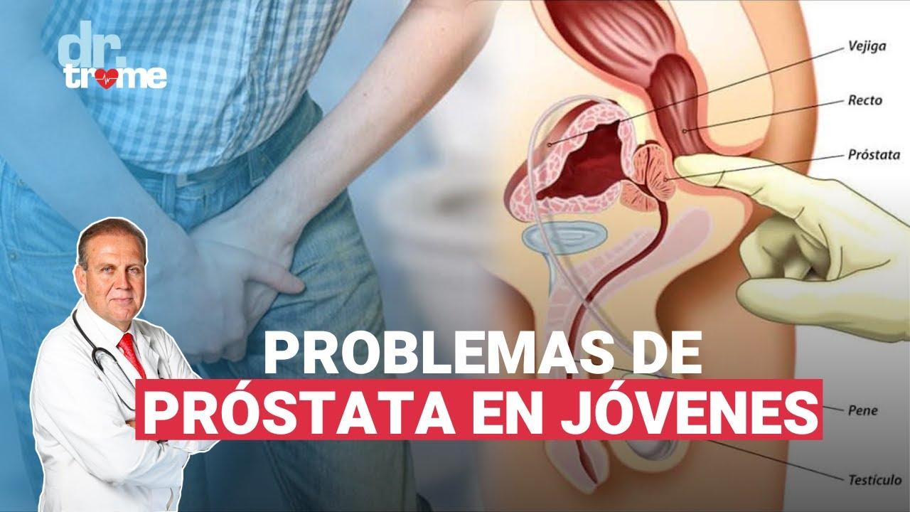 cancer de prostata jovenes